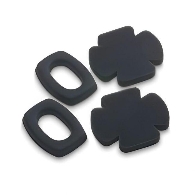Kit Higiênico Para Abafador De Ruídos Mark V Green E Comfo MSA