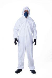 Macacão De Segurança TNT Branco